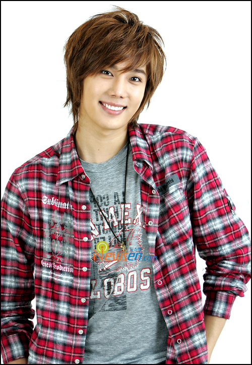 park jung min profile. Park JungMin from group SS501