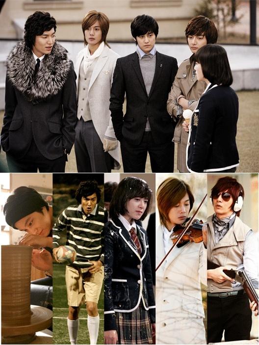Hawt Update) Korean Boys over Flowers as per Apr 3,\u002709