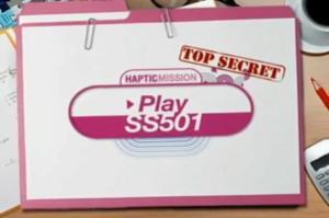 SS501 Play