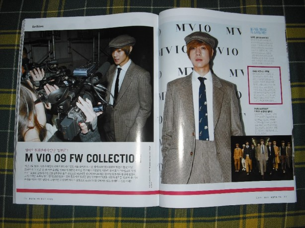 M VIO 09 FW COLLECTION WITH HJ LEADER