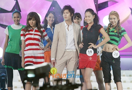 model event kyu with model