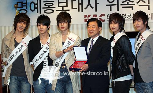 Kimpo SS together with KAC